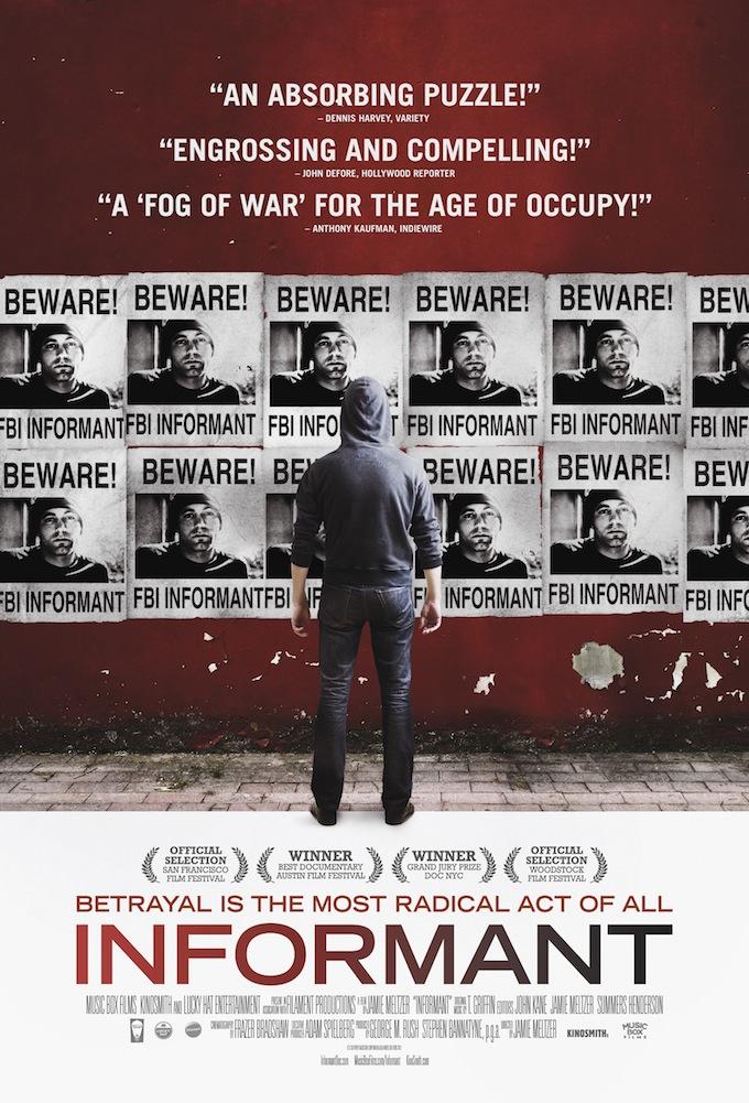 Informant, poster