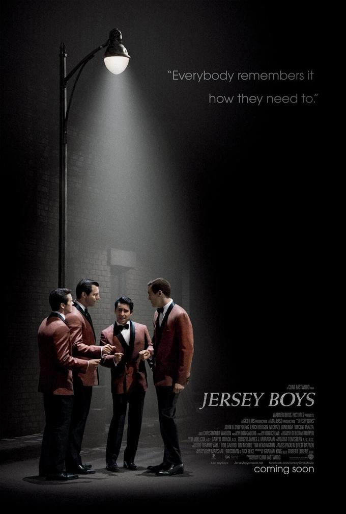 Jersey Boys Poster