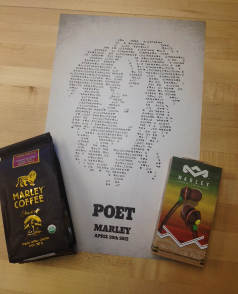 Marley prize pack