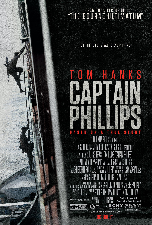Captain Phillips one sheet
