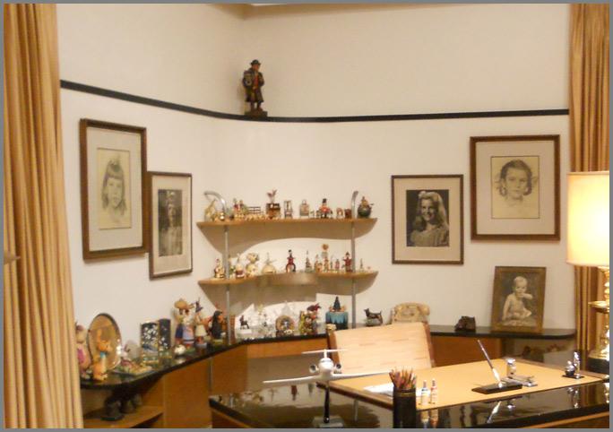 Disney Wall in Office-680