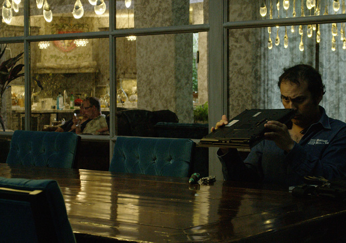 tribeca review mike ott amp nathan silver�s �actor martinez