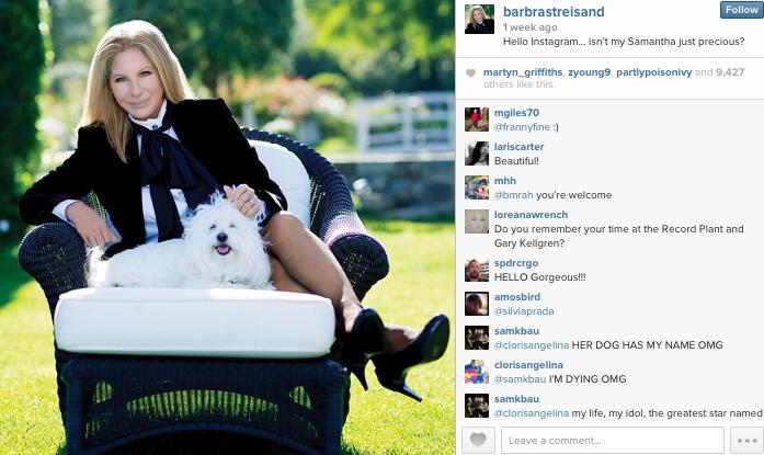 Babs Instagram