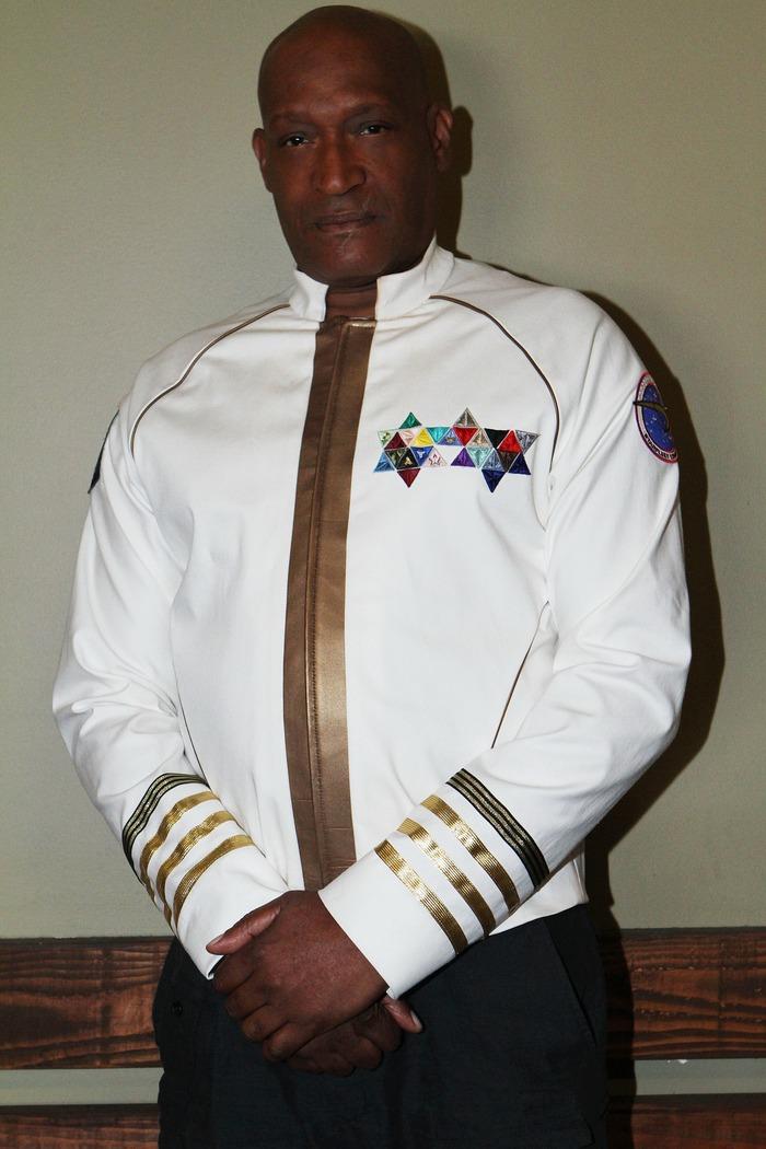"Tony Todd as ""Admiral Ramirez"""