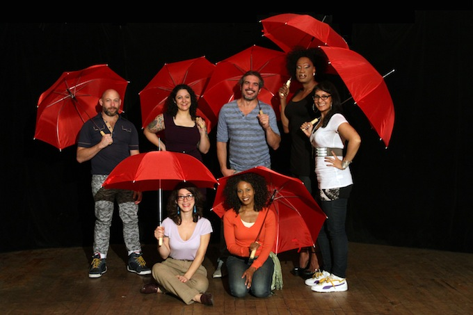 Red Umbrella Diaries