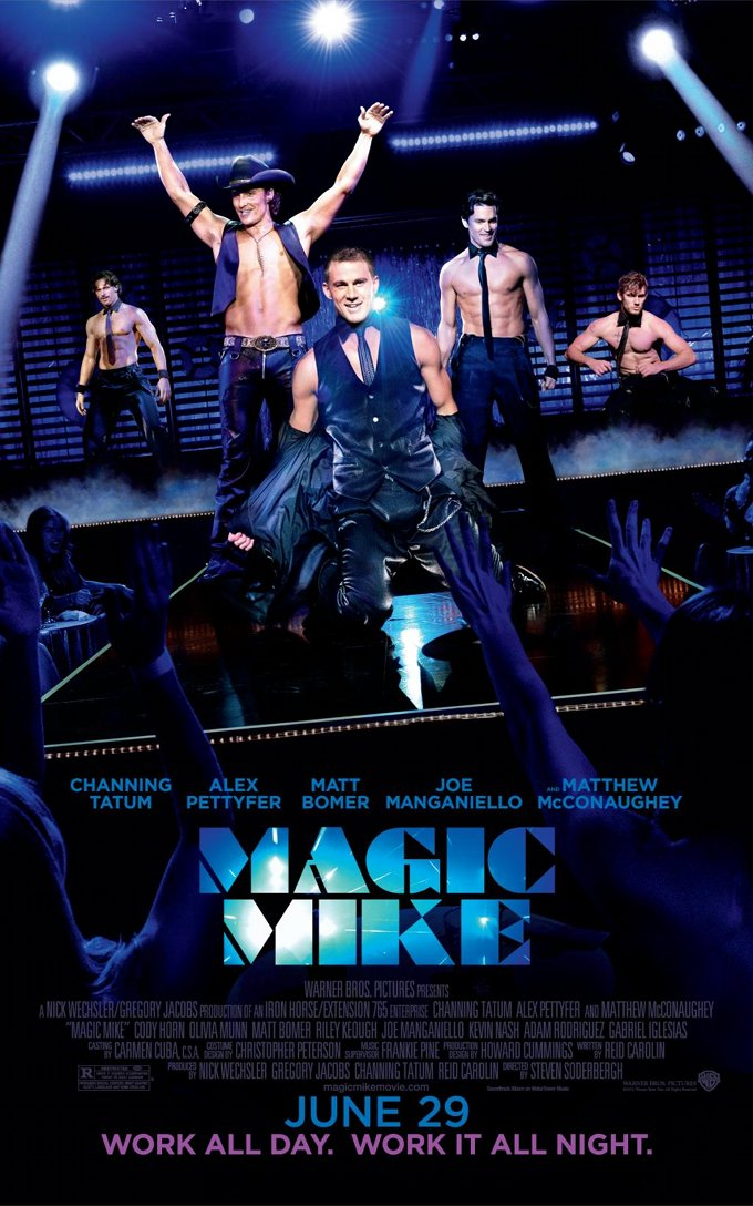 Magic Mike Poster skip crop