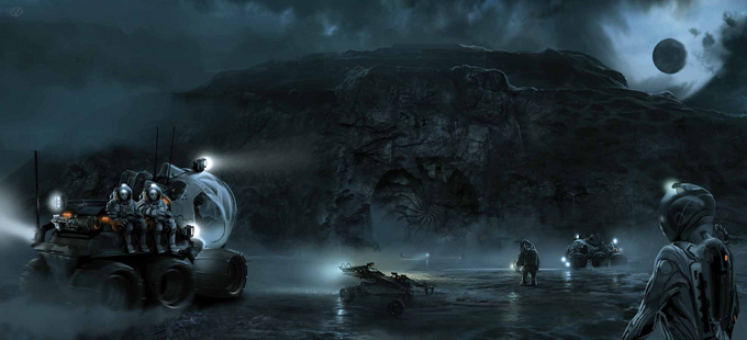 Prometheus: The Art Of The Film skip crop