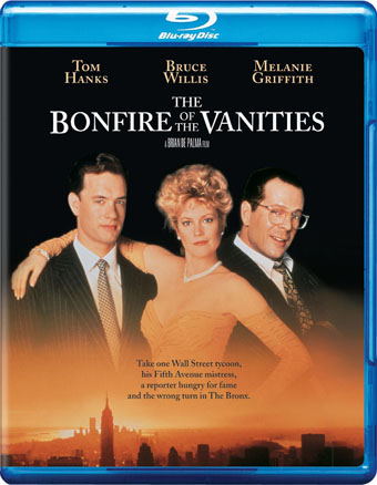 Bonfire Of The Vanities Blu-ray