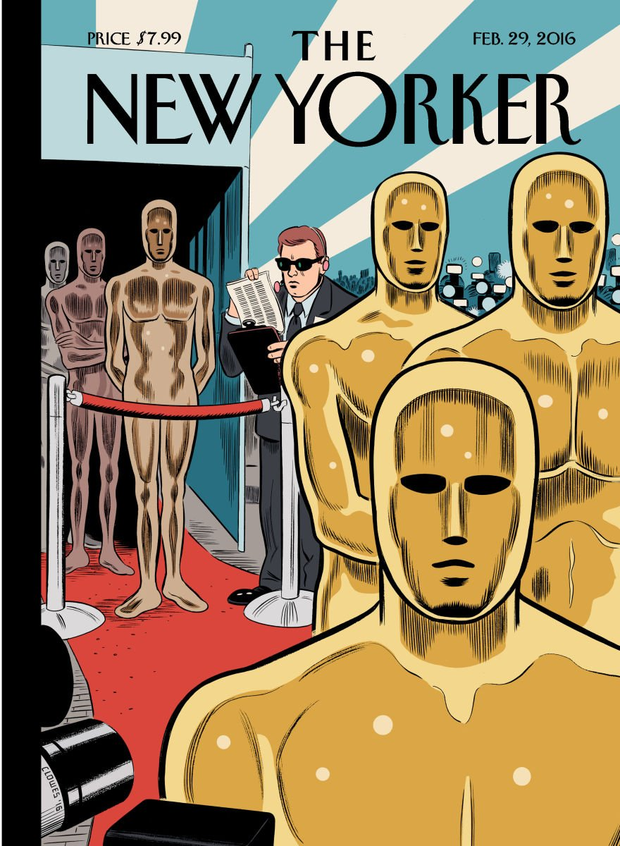 """Privileged Characters,"" by Daniel Clowes"