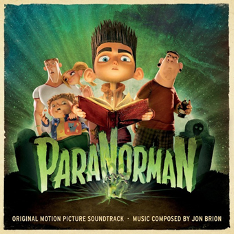 ParaNorman Soundtrack Cover skip crop