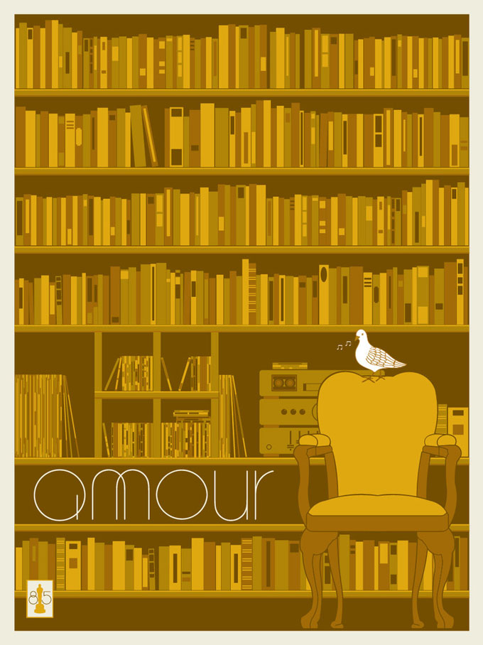 Amour Poster