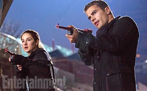 Divergent (skip)