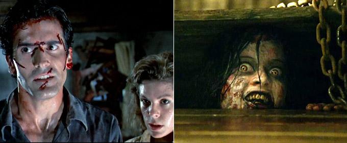 """The Evil Dead"" (1981) vs. ""Evil Dead"" (2013)"