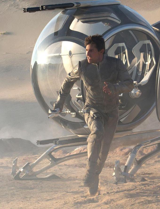 Oblivion Tom Cruise skip crop