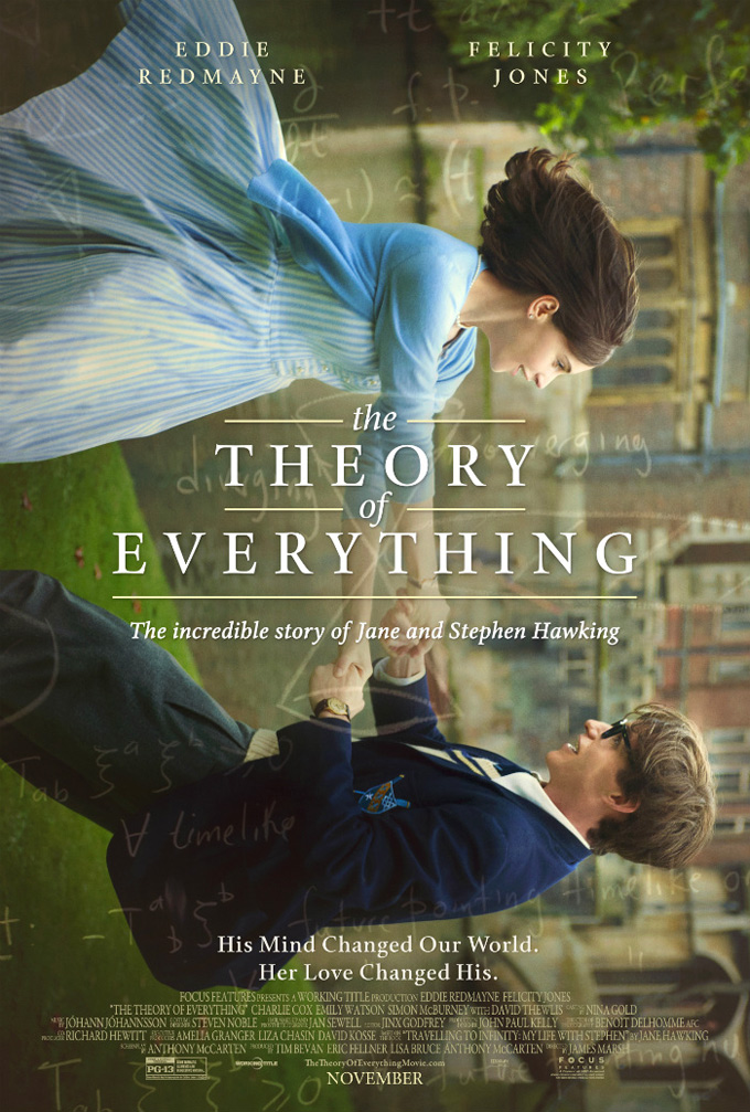 Theory Of Everything, poster