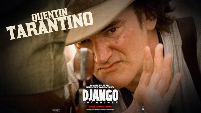 Django Wallpaper, QT