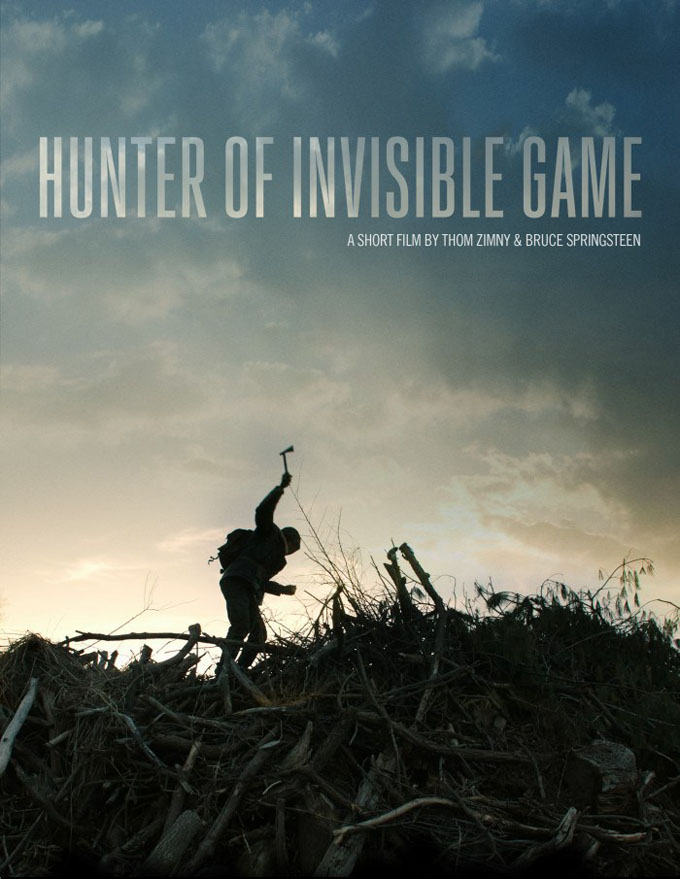 Hunter Of Invisible Game Poster