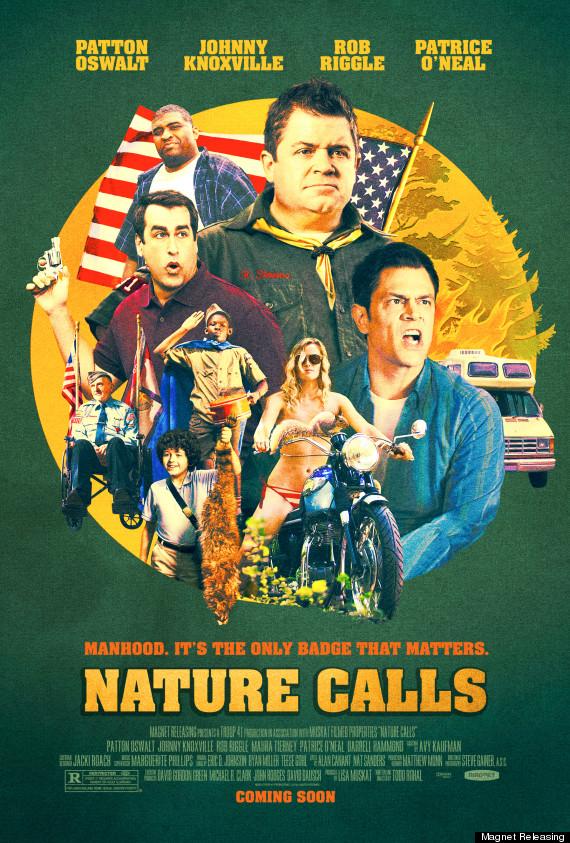 Nature Calls, poster