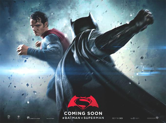 Batman V. Superman, poster