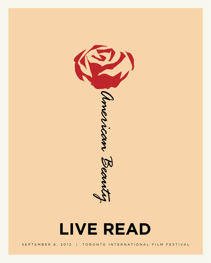 American Beauty Poster Live Read