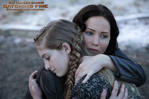 Hunger Games, Catching Fire, Jennifer Lawrence  (skip)