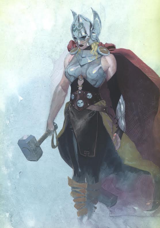 Thor Woman