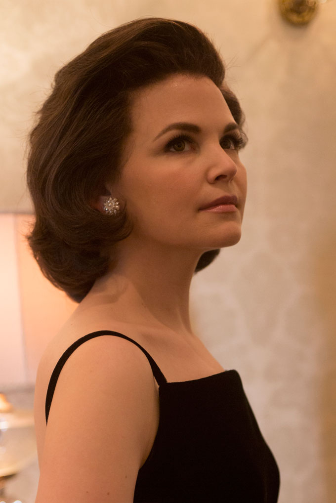 Ginnifer Goodwin in 'Killing Kennedy'