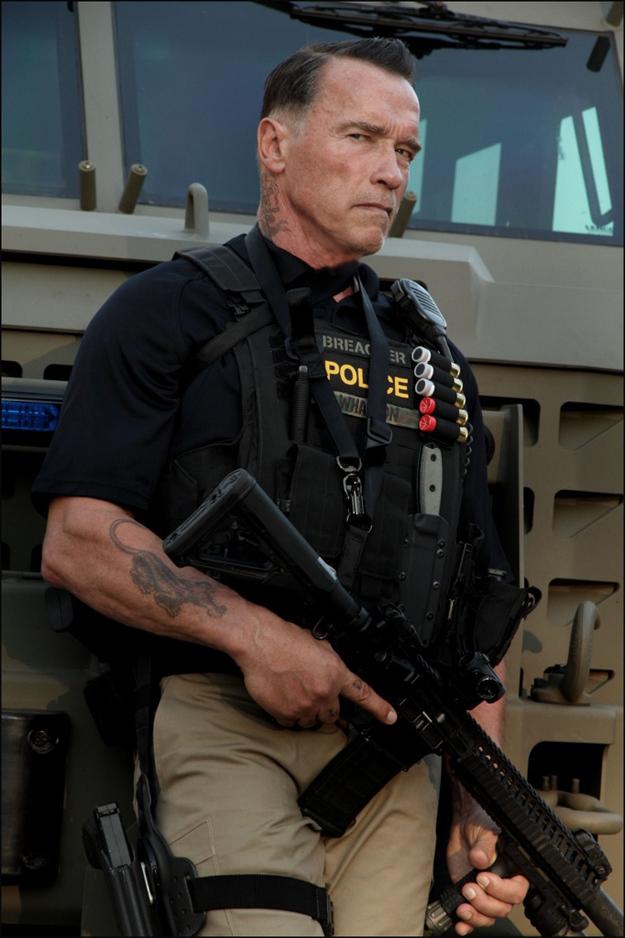 Arnold Schwarzenegger Ten skip