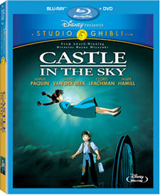 Castle In The Sky BluRay