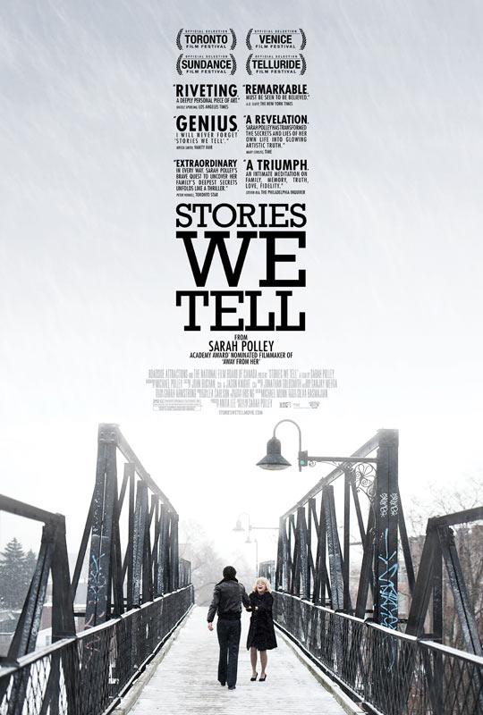Stories We Tell, poster (skip)