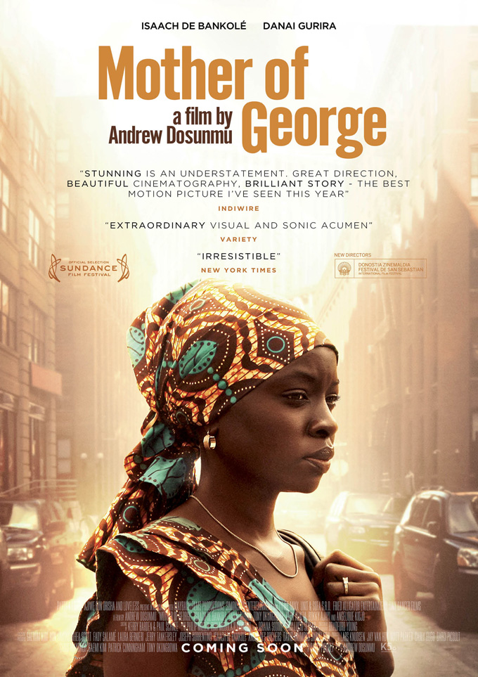 Mother Of George Poster