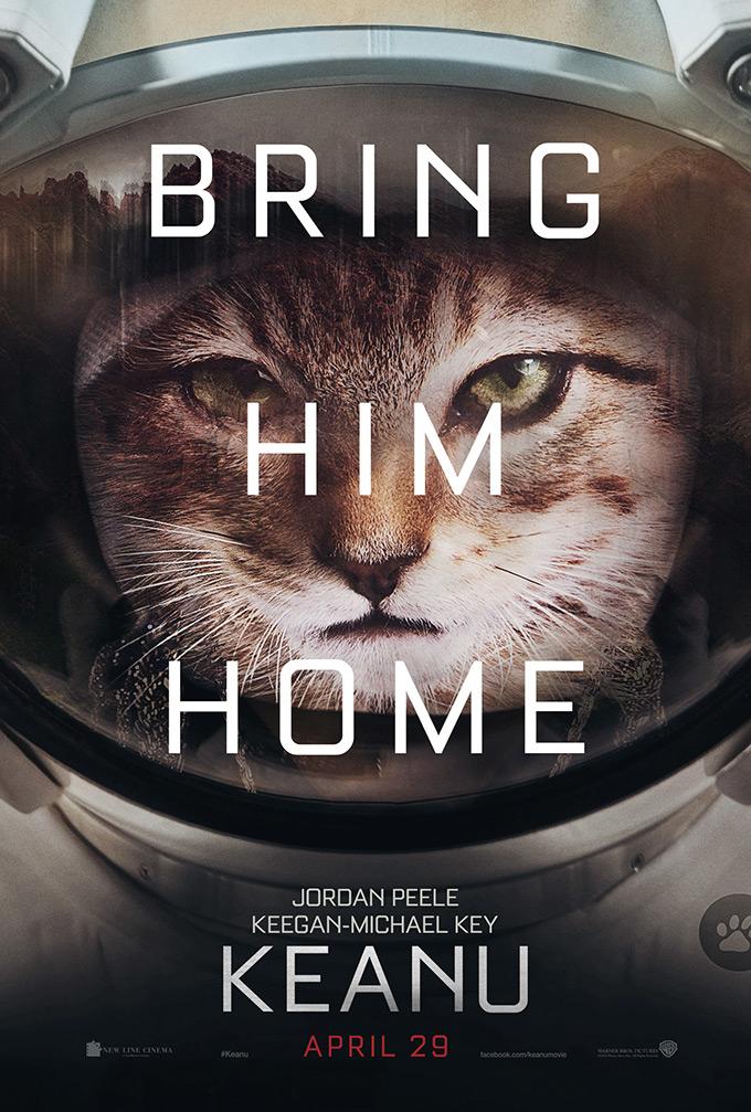 Keanu Oscar Poster