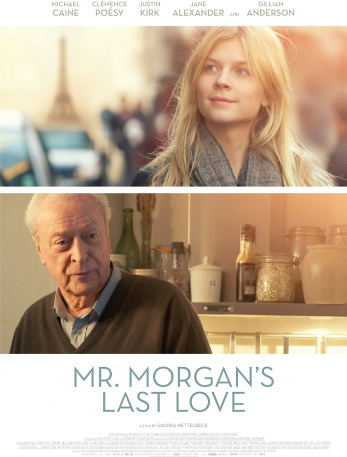 Mr Morgan's Last Love poster skip crop