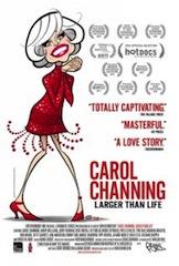 Carol Channing poster