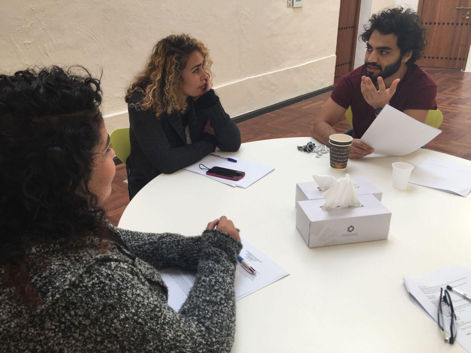 The Short Screenwriting Lab
