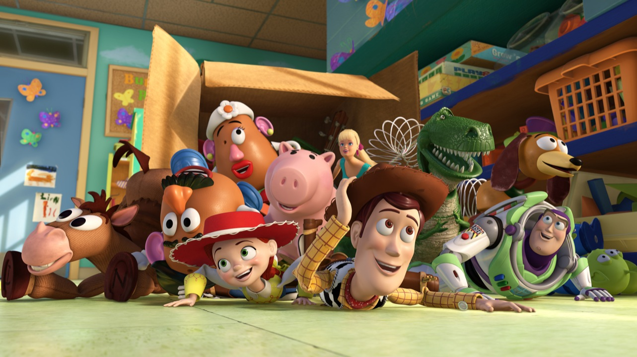This ...  sc 1 st  IndieWire & Michael Arndt Digs Into Toy Story 3 and the Genius of the Pixar ...