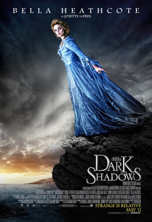 Dark Shadows Poster Bella Heathcote