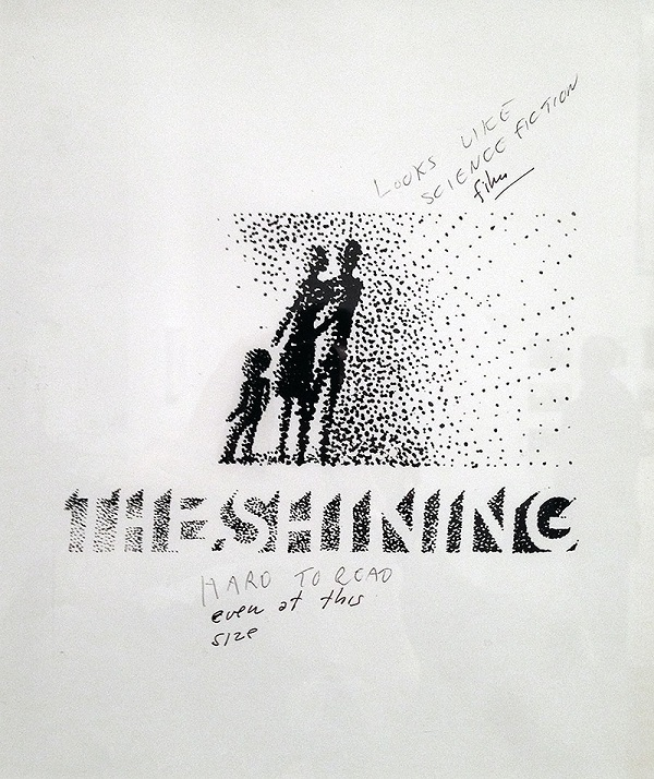 Shining Saul Bass design 2