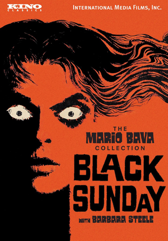 Black Sunday DVD