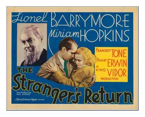 The Strangers Return-500