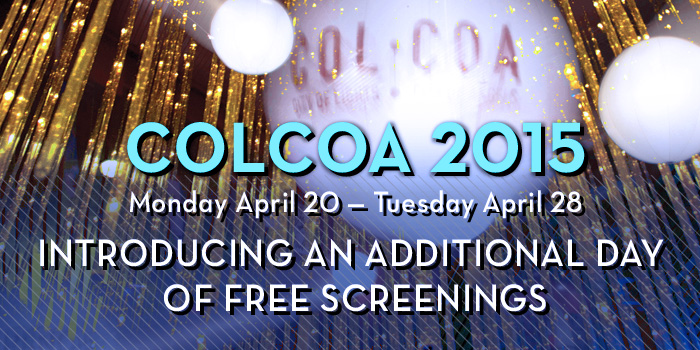 COLCOA 2015