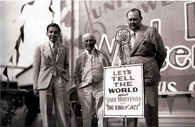 Paul Whiteman-King of Jazz promo still