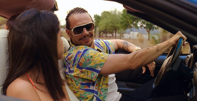 Spring Breakers, James Franco skip crop