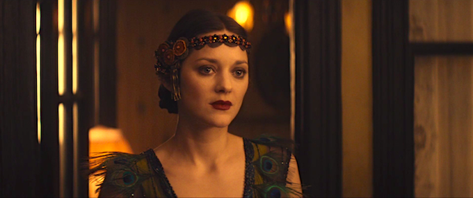 Marion Cotillard, The Immigrant