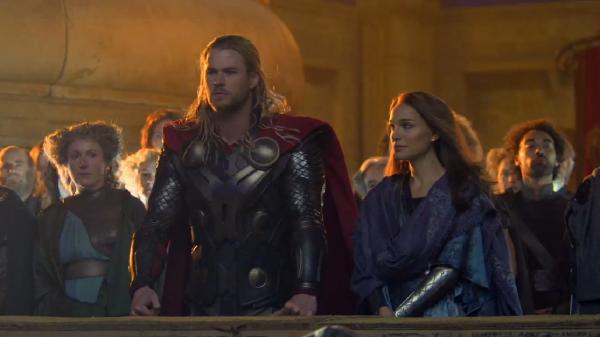 Thor: The Dark World Chris Hemsworth Natalie Portman (skip crop)