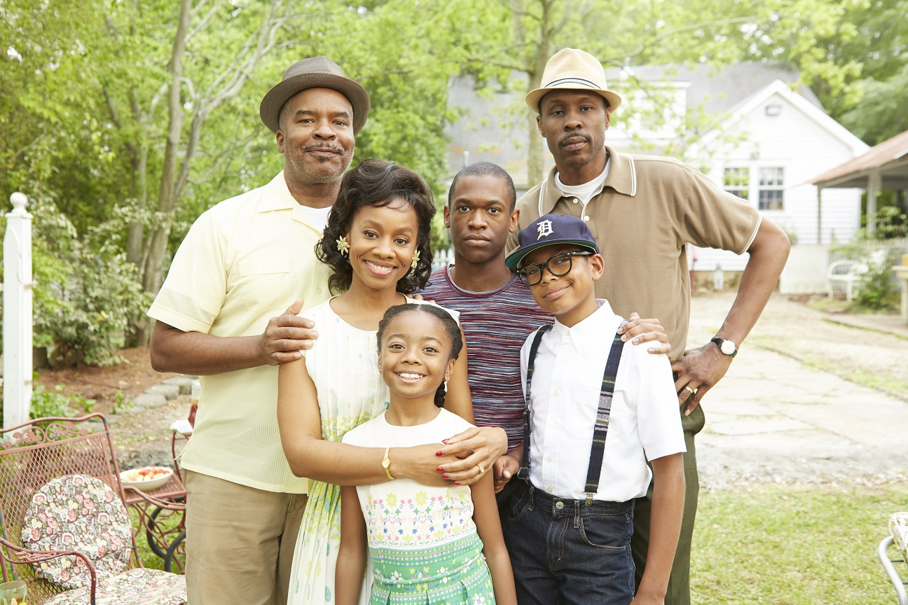 2 New Clips + Pics From 'The Watsons Go To Birmingham' (Anika Noni ...