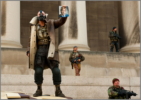 Tom Hardy as Bane-485
