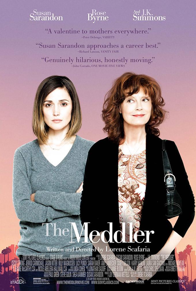 Hasil gambar untuk The Meddler
