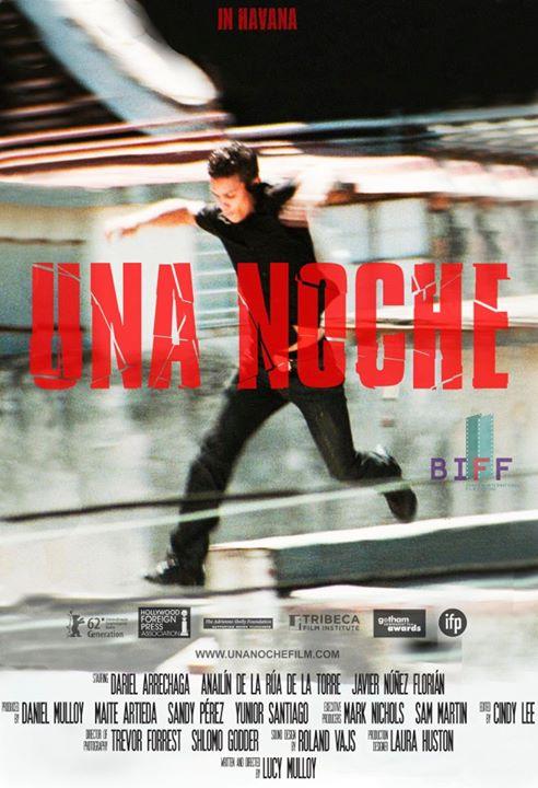 Una Noche- Poster