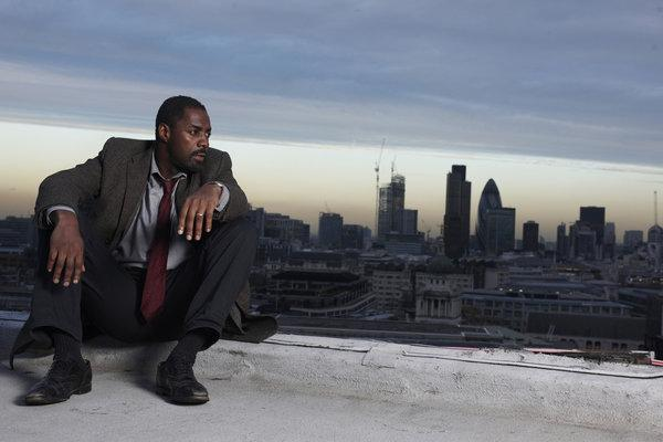 "Still from ""Luther"" Starring Idris Elba"